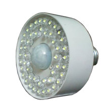 E27 4W led indoor motion sensor light with CE RoHS
