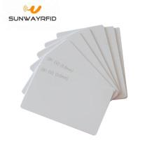 PVC RFID D81 EV2 chip NFC Membership cards