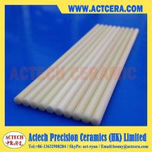 99,5 % haute pureté alumine en céramique solide tige/Shaft