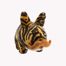 Nuevos juguetes de peluche de calidad tigre animales de juguete de peluche