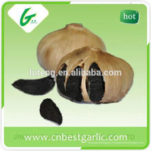 Poulet à l'ail frais noir