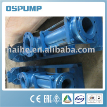single stage progressive cavity Pump