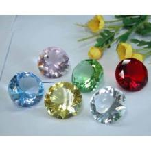 Home Hotel Decoration Fashion Jewelry Colorful Crystal Diamond