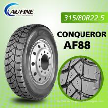 PUNTO Radial Smartway camión neumáticos 11r22.5, 295/75r22.5, 12.00r24, 315/80r22.5, 385/65r22.5