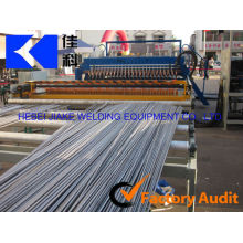 electro galvanized steel wire mesh welding machine
