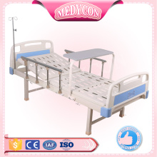 Clinical automatic adjustable patient intensive care bed