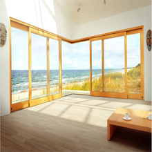 European System Aluminium Lift and Sliding Doors