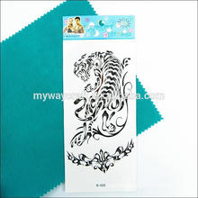 New coming non-toxic body temporary tattoos,fashion tattoo sticker