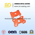 Customized Investment Casting for Railway Parts