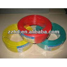 Soild Copper Wire PVC Cover Red Green Yellow NYA H07V-U H05V-U BV Electric Wire