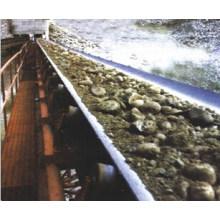 Высококачественный полиэфирный резиновый конвейерный ремень для песка и гравия