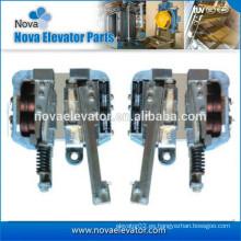 Engranaje de seguridad de ascensor para carril de guía de 10 mm