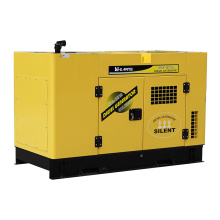Generador de potencia diesel silencioso estupendo 10kw 55db