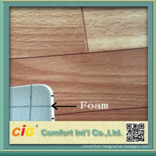 PVC Flooring Sheet with Foam