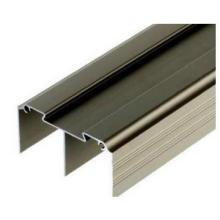 Perfiles de extrusión de aluminio para Industrial utilizado (HF012)