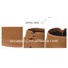 folding straw hats SH-218