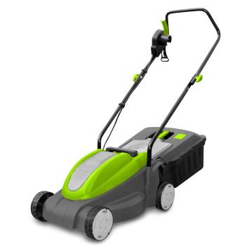 1300W 32CM Electric Walk Behind Lawn Mower