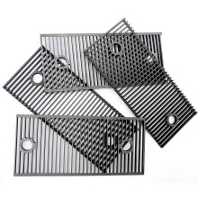 Graphite Bipolar Plate For Pem Fuel Cell  Custom processing  Carbon Graphite Plate  High Density Graphite Plate