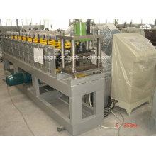 Machine de formage de rouleaux de porte d'obturation