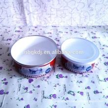enamel ice bowl sets & enamel bowl custom & best selling & red bowl