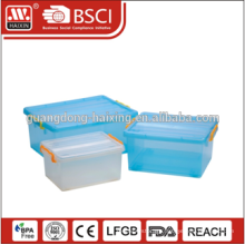 2015 BPA Free airtight plastic food container, plastic container wholesale