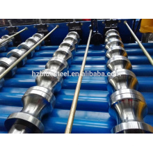 Aluminium Sheet Steel Roofing Sheet Shingles Machine de formage de panneaux de tuiles à vendre, Machine de fabrication de carreaux métalliques Aluzinc
