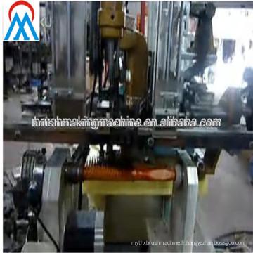2014 vente chaude CNC automatique haute vitesse brosse à cheveux faisant la machine