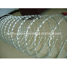 Popular SUS 304 Razor Barbed Wire