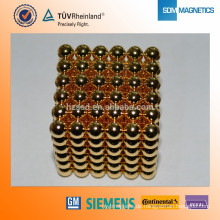 Hoher Gauss Ball Magnet Permanent Magnet Porzellan ndfeb Magnet Herstellung