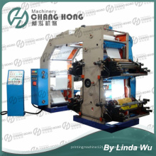 Nonwoven Bag Printing Machine Flexo Printer From Changhong
