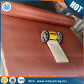 Gute Wärmeübertragung Eigenschaften Kupfer Drahtgeflecht / Kupfer Drahtgeflecht Bildschirm / Kupfer-Netting