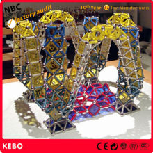 New Design Block Plastic Toys
