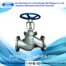 Astm a216 wcb gegossenen Stahlkugelventilhersteller auf heißem Verkauf