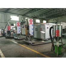Высокая производительность ПЭ пленочной переработки гранулятор Цена