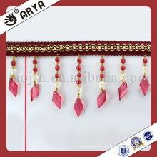 Fringe Tassel Manik Frange Beads Fringe