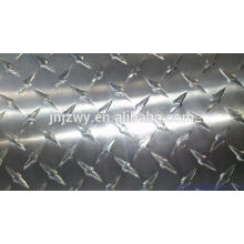 1050 1200 Aluminum Checkered Plate used in Roofing