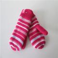 kid's Strip Fingerless  Gloves