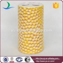 YSb40016-01-th Soporte de cerámica del cepillo de dientes del cuarto de baño de la novedad de la venta yongsheng