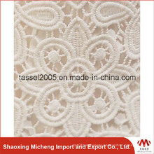 Hot Sell Guipure Lace with Stone 3036