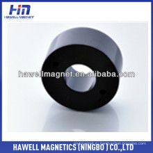 NdFeB кольцо магнит черный цвет эпоксидное покрытие N52