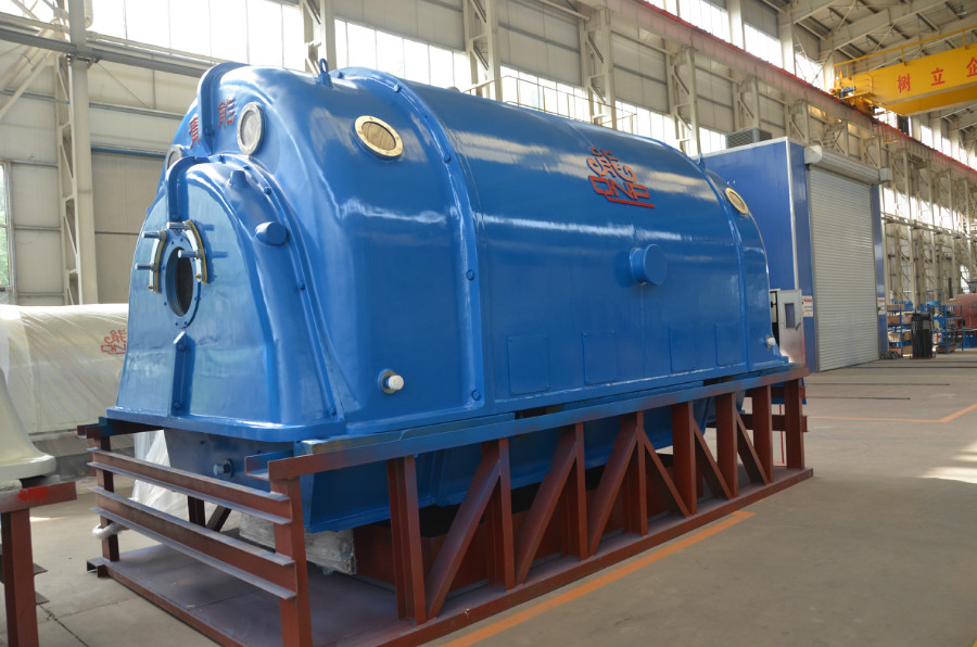 Steam Turbine Generator 1