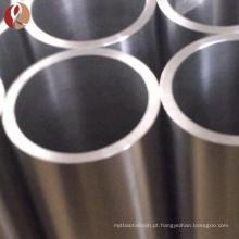 ASTM B862 solda tubo de titânio de grande diâmetro