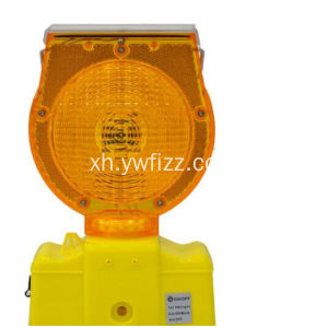 I-LED ye-Sunlar Traffic Warning Flashlight