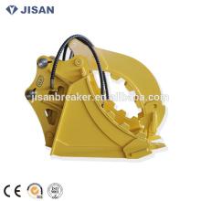 20% Rabatt auf ZX120 Bagger hydraulische Clamp Grabeimer