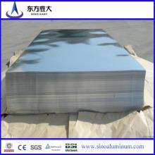 2015 Heiße Verkaufs-Baumaterial-Legierung 1060 Aluminiumblatt / Platte