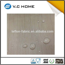 Waterproof Feature and Water Activated PTFE Teflon Coated Fiberglass cloth fabric