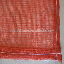 ПП лено сетка-мешок для упаковки фруктов и овощей