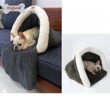Pet house atacado lã de algodão macio Cão de estimação Cave Bags Pet cat