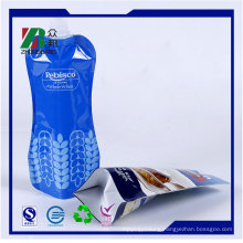 Customized Plastic Packaging Wine Bag in Box with Valve