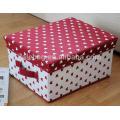 SMETA audit pp non woven full design foldable storage boxes